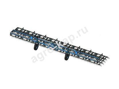 Борона пружинная навесная БПН-8/БПН-10