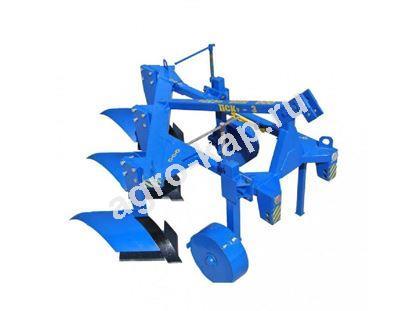 Плуг скоростной комбинированный ПСКу-3