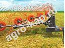 Грабли колесно-пальцевые RP-4/RP-5