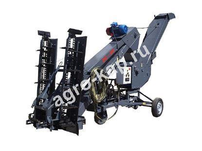 Зернометатель самопередвижной ЗМС-90