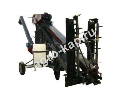 Зернометатель самопередвижной ЗМС-100