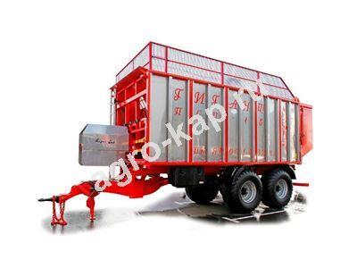 Полуприцеп тракторный с подпрессовкой ПСП-15 Гигант