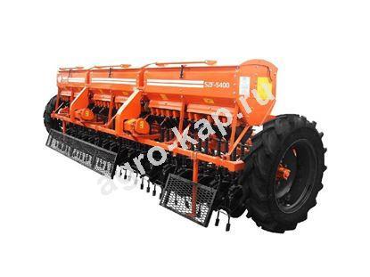 Сеялка зерновая СЗФ-5400 (загортач)