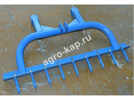 Планочно-зубовый выравниватель КБМ 6,0 (1 метр)