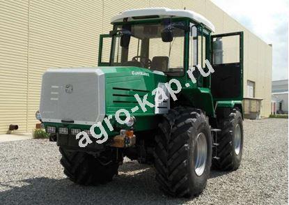 Трактор ХТА-208,1 с ЯМЗ-236М2 Слобожанец