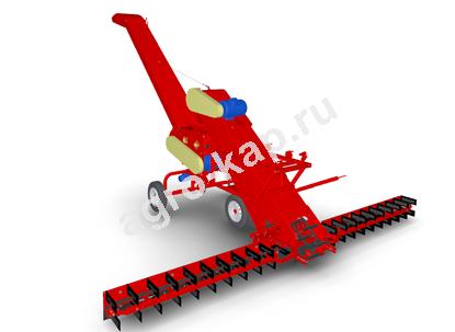 Зернометатель ЗМСН-100-21м