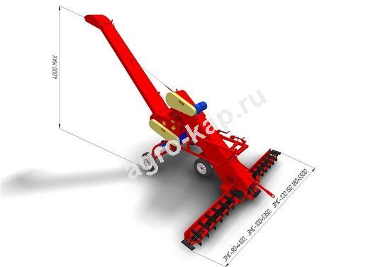 Зернометатель ЗМСН-120-21м